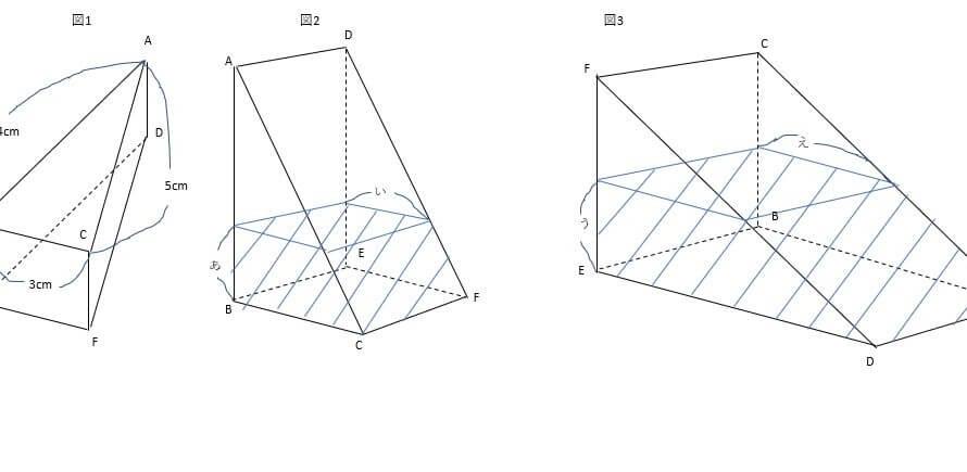 開成中学入試問題「算数」を徹底解説、平成29年度「算数」大問4(1)図形ー第4回